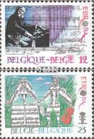 Belgien 2227-2228 (kompl.Ausg.) Postfrisch 1985 Europäisches Jahr Der Musik - Belgien