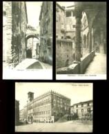 PERUGIA - Lot De 6 Cartes Postales (dont Plusieurs Animées) - Perugia