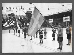 Hockey Sur Glace - STOCKHOLMS SVERIGE -  RUSSIAN - PHOTO PRESS 1954? - Sport