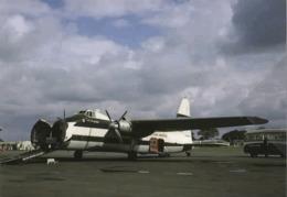 British United Bristol Freighter G-AMWB Airways - 1946-....: Era Moderna