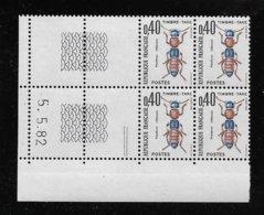 FRANCE  ( FCDT - 11 )   1983  N° YVERT ET TELLIER  N° 110    N** - Impuestos