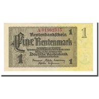 Billet, Allemagne, 1 Rentenmark, 1937-01-30, KM:173b, NEUF - [ 3] 1918-1933 : República De Weimar