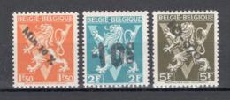 BELGIE: COB 724 KLM POSTFRIS ** MNH. - 1946 -10%