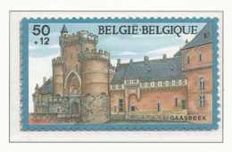 NB - [152730]TB//**/Mnh-N° 2268, Château De Gaasbeek (13e Siecle), SNC - Belgique