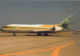 SAT Special Air Transport SE-210 Caravelle 10B 1R B-ABAP Airlines At Faro - 1946-....: Era Moderna