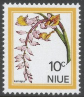 Niue. 1969 Definitives. 10c MNH. SG 148 - Niue