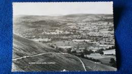 Ruthin From Moel Fammau Wales - Flintshire