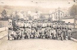 51. N° 103526 .epernay .carte Postale Photo Militaire .greves . - Epernay