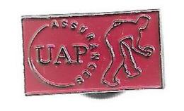 Pins - UAP Assurances - Pin's