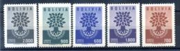 1960 BOLIVIA SET MNH ** - Bolivia