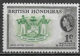 British Honduras 1953. Scott #144 (M) Arms - Brits-Honduras (...-1970)