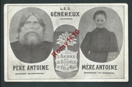 Jemeppe-sur-Meuse - Les Généreux Père Et Mère Antoine. L'arbre De La Science De La Vue Du Mal. Culte Antoiniste - Seraing