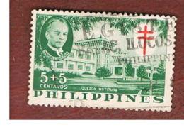 FILIPPINE (PHILIPPINES) - SG 807 -  1958  TB RELIEF FUND   - USED ° - Filippine