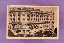 MONTE CARLO HOTEL MIRABEAU - Hotels