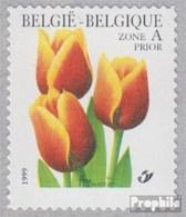 Belgique 2906 (complète.Edition.) Neuf Avec Gomme Originale 1999 Fleurs - Belgio