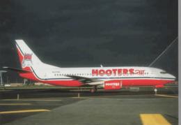 Hooters Air - Pace Airllines B737 N371PA Airways B.737 - 1946-....: Era Moderna