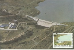 Carte Maximum - Venda - Barrage - Dam - Venda