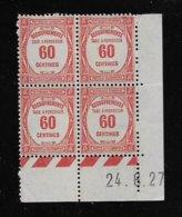 FRANCE  ( FCDT - 34 )   1908  N° YVERT ET TELLIER  N° 48   N* - Impuestos