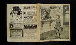 NUMERO 109 Anno IV 23 Gennaio 1916 Torino Boetto Golia Nasica - Non Classificati