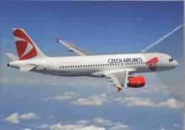 Airbus A320-200 CSA Czech Airlines OK-GED Airways ISSUE - 1946-....: Era Moderna