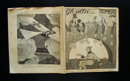 NUMERO 114 Gli Altri Anno IV 27 Febbraio 1916 Golia Boetto Sto Scarpelli Nasica - Non Classificati