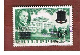 FILIPPINE (PHILIPPINES) - SG 890 -  1962  T.B. RELIEF FUND (OVERPRINTED) - USED ° - Filippine