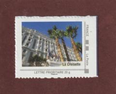 MonTimbraMoi -  Pour Lettre Prioritaire De 20g - LA CROISETTE à CANNES - Alpes Maritimes. 06 - Gepersonaliseerde Postzegels (MonTimbraMoi)