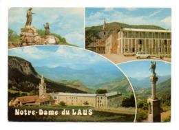 CITROEN GS, RENAULT 4, à Notre Dame Du Laus (05) - Turismo