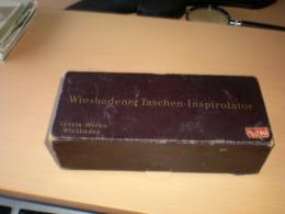 Wiesbadener Raschen Inspirolator Lyssia Werke Wiesbaden - Medical & Dental Equipment