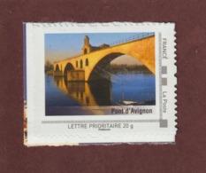 Montimbreamoi -  Pour Lettre Prioritaire De 20g  -  Le PONT  D' AVIGNON  -  Vaucluse . 84 - Gepersonaliseerde Postzegels (MonTimbraMoi)