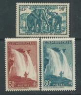 Cameroun  N° 173 / 74 + 177  XX Partie De Série : Les 3 Valeurs  Sans Charnière, TB - Cameroun (1915-1959)