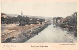 Carte Postale Ancienne - Aurillac, La Jordanne - Aurillac