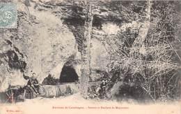 Carte Postale Ancienne - Castelsagrat, Environs Source De Majoureau - Frankreich