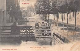 Carte Postale Ancienne - Pamiers, Le Canal - Pamiers