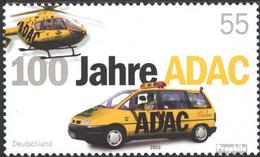 BRD 2340 (kompl.Ausg.) Postfrisch 2003 ADAC - BRD