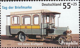 BRD 2456 (kompl.Ausg.) Postfrisch 2005 Briefmarke - BRD