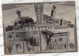 Saluti Da PREDAPPIO Casa Del Fascio Duce Fascismo Mussolini - Forlì
