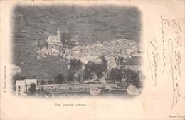 Carte Postale Ancienne - Vue Générale D'Aulus - Frankreich