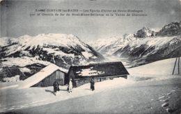 74-SAINT GERVAIS LES BAINS-N°T2525-A/0193 - Saint-Gervais-les-Bains