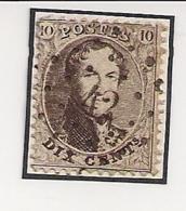 14-LP42-BLANKENBERGHE - 1863-1864 Médaillons (13/16)