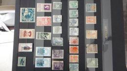 Dispersion D'une Collection D'albums De Différents Pays N° 25. Très Sympa Pour Thématiques !!! Voir Commentaires - Collections (en Albums)