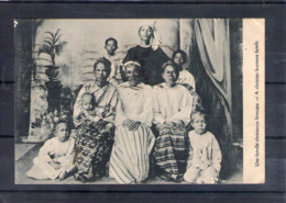 Une Famille Chrétienne Birmane - Myanmar (Burma)