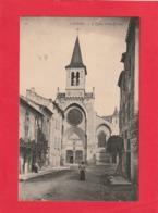 Cpa. 46. Cahors. L'Eglise Saint-Urcisse. ( 2scans ) - Cahors