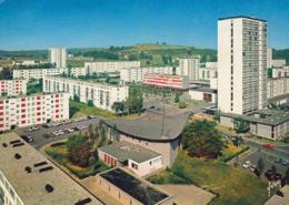 MOURENX - Ville Nouvelle: La Tour Aux 17 étages, Au Fond Le Belvédère - Francia
