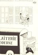 Albert DUBOUT - Editions Jean Dubout N'D 35 - CHAT - Laitier - Dubout