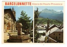 CITROEN GS à Barcelonnette (04) - Turismo
