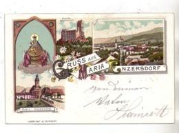 A 2344 MARIA ENZERSDORF, Lithographie 1899 - Maria Enzersdorf