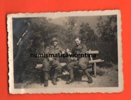 Alpini Foto Di Posa - War, Military