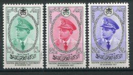 14773 MAROC N° 380/2 **  Série  30éme Anniversaire Du Couronnement 18 Novembre 1957  TB/TTB - Maroc (1956-...)