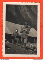 Alpini Val Sprinzen Pusteria Foto 1933  Pustertal Bozen Bolzano Tirolo - Guerra, Militari